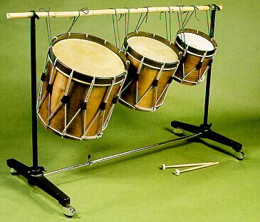 Leberecht Fischer Percussion Instruments