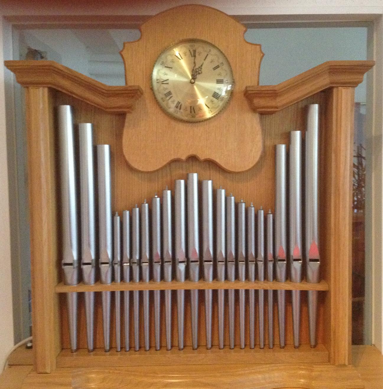 Hofbauer Pipe Organs